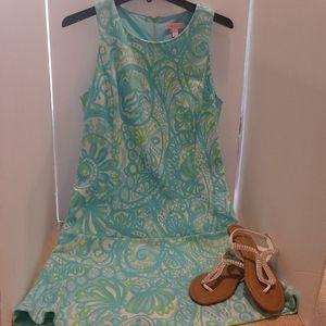 Gorgeous Lilly Pulitzer sleeveless Dress